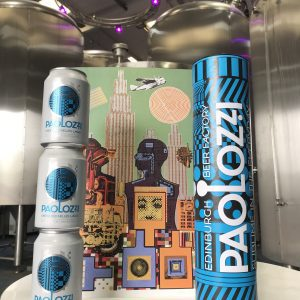 Our new Paolozzi Unfiltered Can Gift Tubes are perfect for Father's Day
